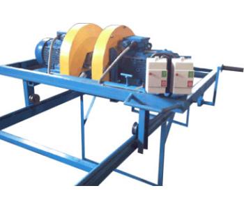 Кромкообрезной двухпильный станок СК-050 (11 кВт)